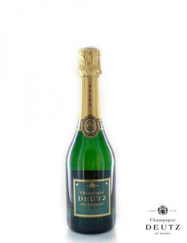 Champagne Deutz Brut Classic Demie bt