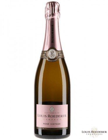 Champagne Louis Roederer Rosé MillésiméChampagne Louis Roederer Rosé Millésimé