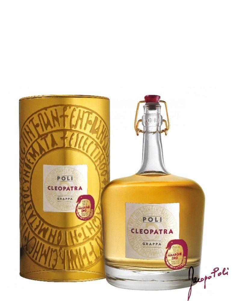 Grappa Cleopatra Amarone Oro Jacopo Poli