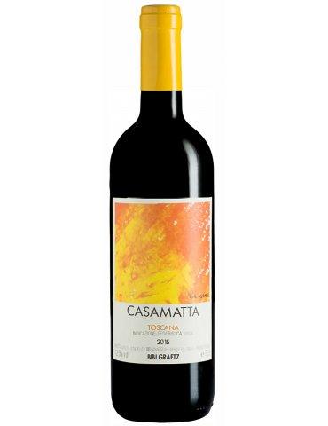 Casamatta rosso IGT Bibi Graetz 2016