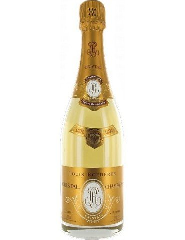 Champagne Cristal Louis Roederer 2009