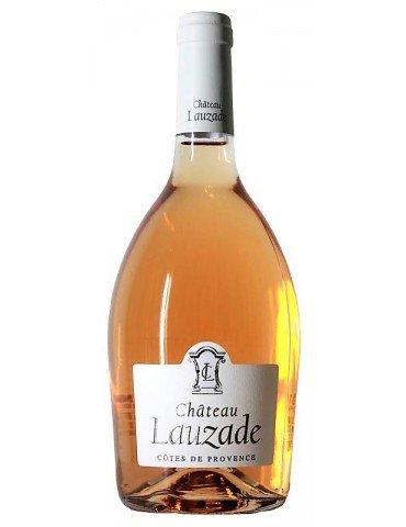 chateau Lauzade rose cote de provence