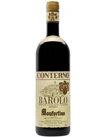 Barolo Giacomo Conterno Riserva Monfortino