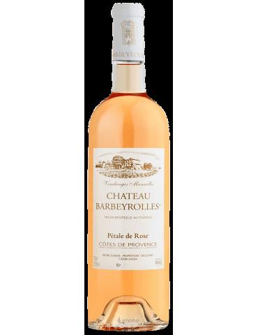 Chateau Barbeyrolles Pétale de rosé bio 2019