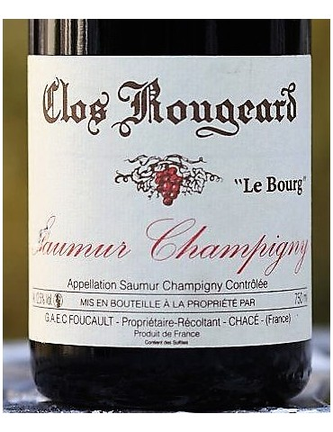 Saumur Champigny Le Bourg Clos Rougeard AC 2005