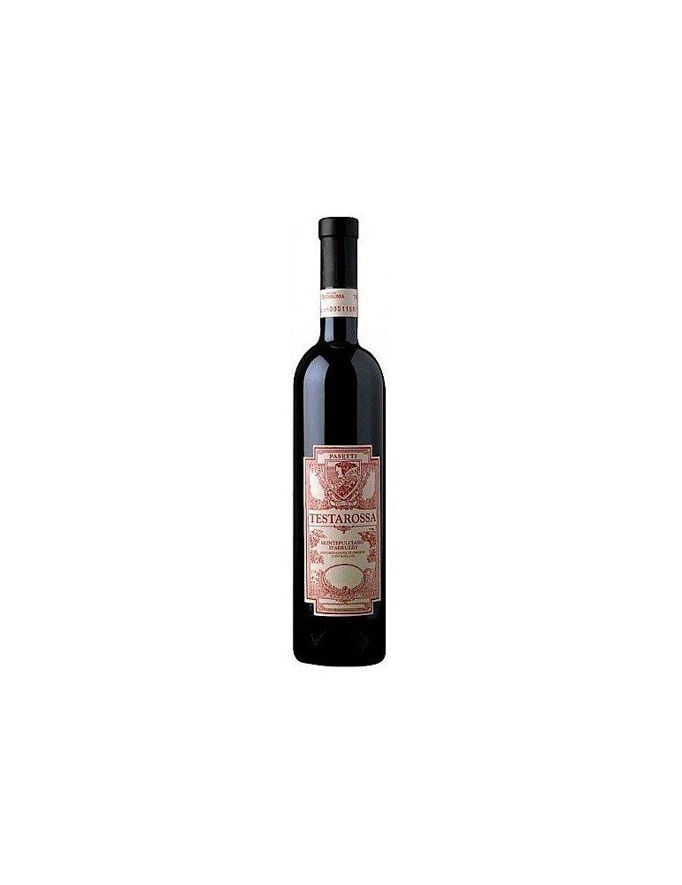 Testarossa Rosso Riserva Montepulciano d'Abruzzo Pasetti